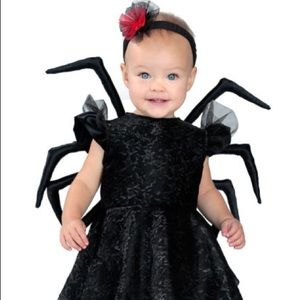 Other - New baby toddler Black widow costume 12-18M